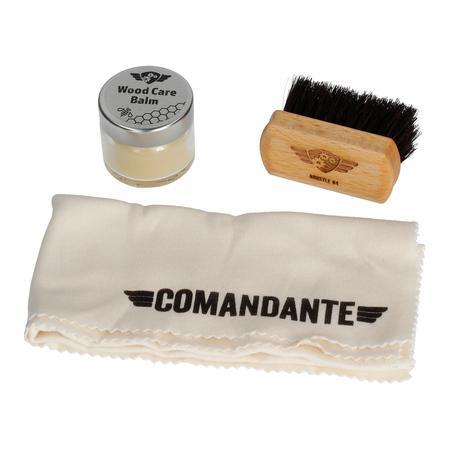 Comandante Wood Care Balm Set-Comandante-Coffee Hit
