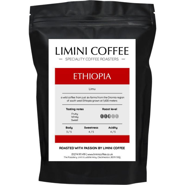 Ethiopia Limu-Limini Coffee-Coffee Hit