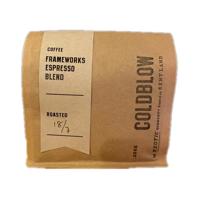 Frameworks Espresso Blend-Cold Blow Coffee-Coffee Hit