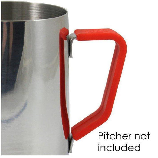 Rhino Red Milk Pitcher Handle Cover-Rhino Coffee Gear-Coffee Hit