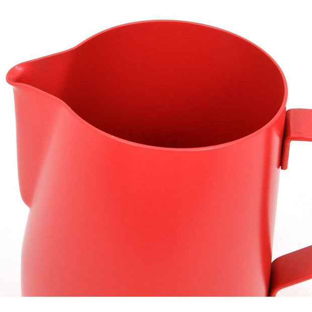 Rhino Stealth Red Non Stick Milk Pitcher-Rhino Coffee Gear-Coffee Hit