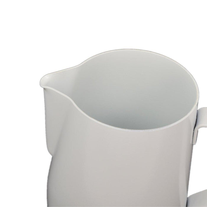 Rhino Stealth White Non Stick Milk Pitcher-Rhino Coffee Gear-Coffee Hit