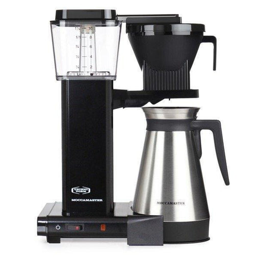 Technivorm Moccamaster 1 Liter Coffee Brewer Black-Technivorm-Coffee Hit