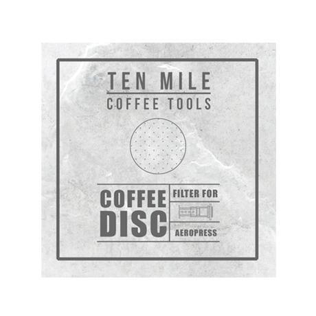 Ten Mile Delter/Aeropress Coffee Disc-Ten Mile-Coffee Hit