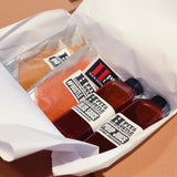 Pit Hustle Competition BBQ  Sauce & Seasoning Package