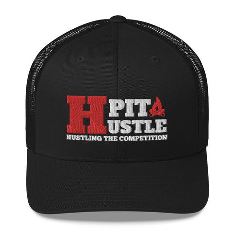 Pit Hustle BBQ Team Trucker Hat