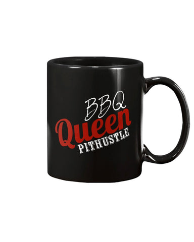 BBQ Queen Red 15oz BBQ Coffee Mug