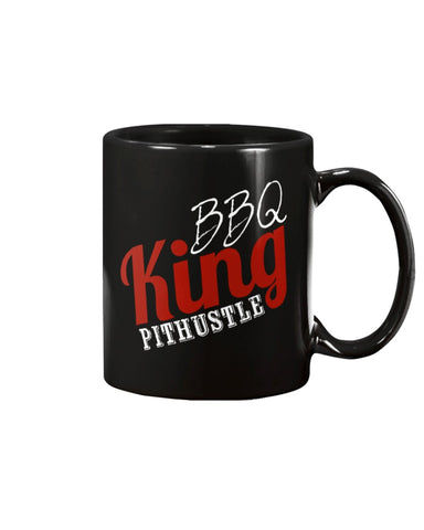 BBQ King 15oz BBQ Coffee Mug