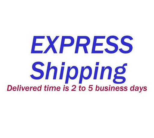 Extra Fee for Express Shipping with UPS+FedEX+TNT (Please write your phone number for Fast Shipping )