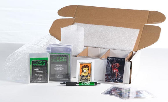 CSG Sports Cards Supplies