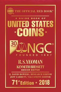 NGC 30th Anniversary Official Red Book
