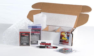 Trading Cards Shipping Kit