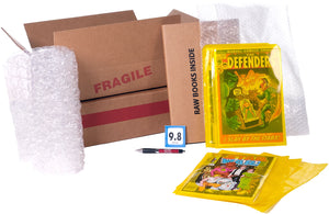 "Comic Books ""Signature Series"" Small Shipping Kit"