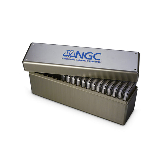 NGC Standard Coin Holder Display Box