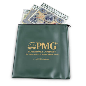 PMG Large Paper Money Storage Bag