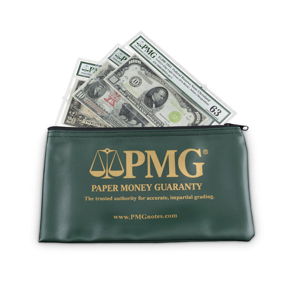 PMG Small Paper Money Storage Bag