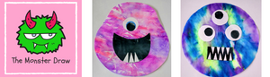 Coffee Filter Monster Craft