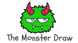 The Monster Draw Game