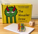 Monster Draw Game