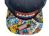 DC Comics Justice League Snapback Hat - Snapback Empire