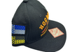 Harry Potter Hogwarts Patches Snapback Hat - Snapback Empire