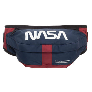 NASA Blue Fanny Pack - Snapback Empire