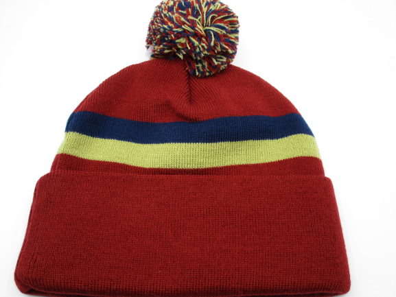 DC Comics Wonder Woman Pom Beanie Hat - Snapback Empire