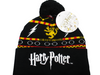 Harry Potter Black Beanie Hat - Snapback Empire