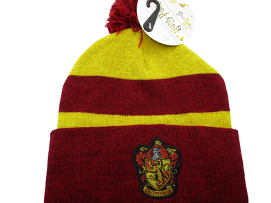 Harry Potter Gryffindor Beanie Hat - Snapback Empire