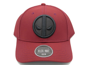 Deadpool Ballistic Flex Hat Cap - Snapback Empire