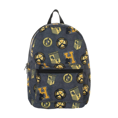 Harry Potter Hufflepuff Backpack - Snapback Empire