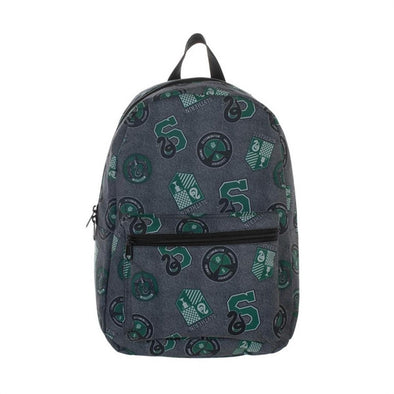 Harry Potter Slytherin Backpack - Snapback Empire