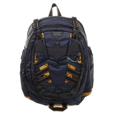 DC Comics Batman Built-Up Retro Adult Backpack - Snapback Empire