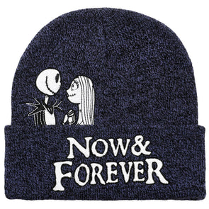 Nightmare Before Christmas Jack & Sally Beanie Hat - Snapback Empire