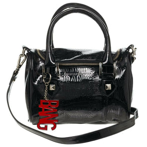 Harley Quinn Barrel Handbag Purse - Snapback Empire