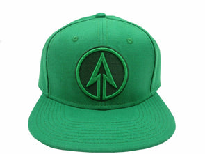 Arrow TV Show Green Snapback Hat - Snapback Empire
