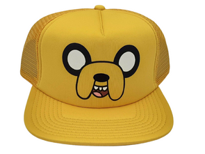 Adventure Time Jake Snapback Hat - Snapback Empire