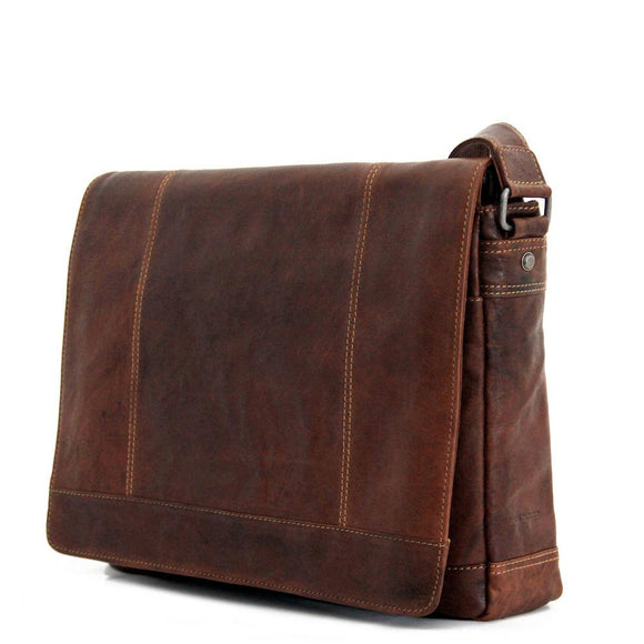 Voyager Full-Size Messenger Bag #7315 - c6d9.co [#product_title]