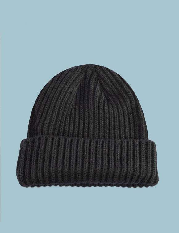 Black Trawler Beanie - c6d9.co [#product_title]