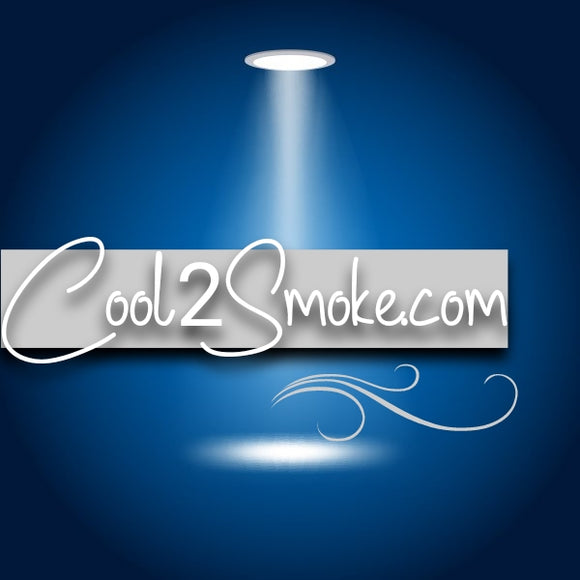 Cool2Smoke.com - Rare SUPER BRANDABLE - SUPER MEMORABLE .com Premium Domain Name with Custom Logo - c6d9.co [#product_title]