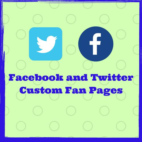 Facebook Fan Page Design with Custom Images and Optimized - c6d9.co [#product_title]