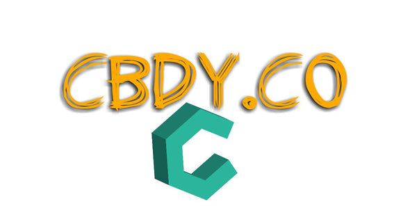 CBDY.co - Rare 4 digit CBD related Premium Domain Name with Custom Logo - c6d9.co [#product_title]