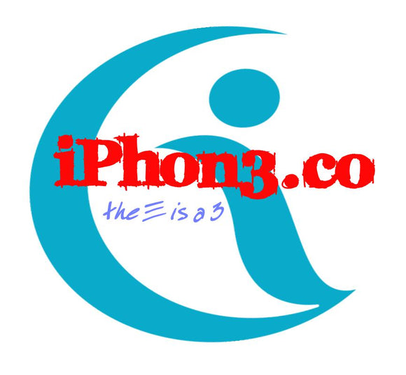 iPhon3.co Premium Domain Name -  the E is a 3 - easy to share! - c6d9.co [#product_title]