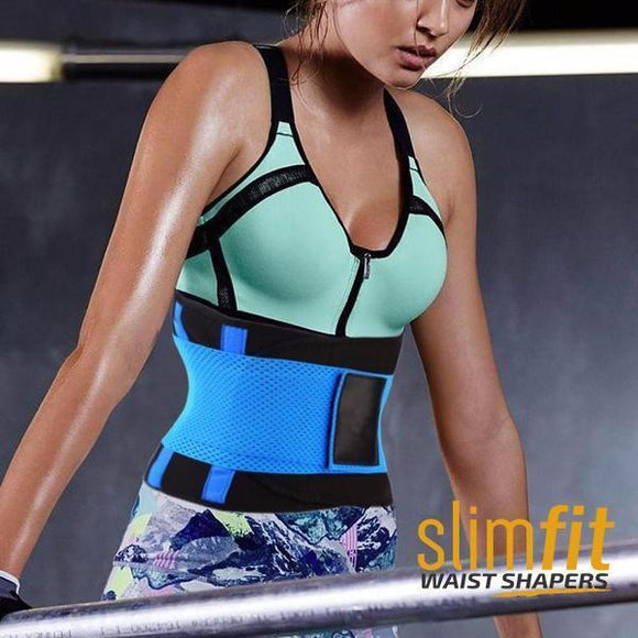 SlimFit Waist Shaper - Instant Slimming and Back Support - c6d9.co [#product_title]