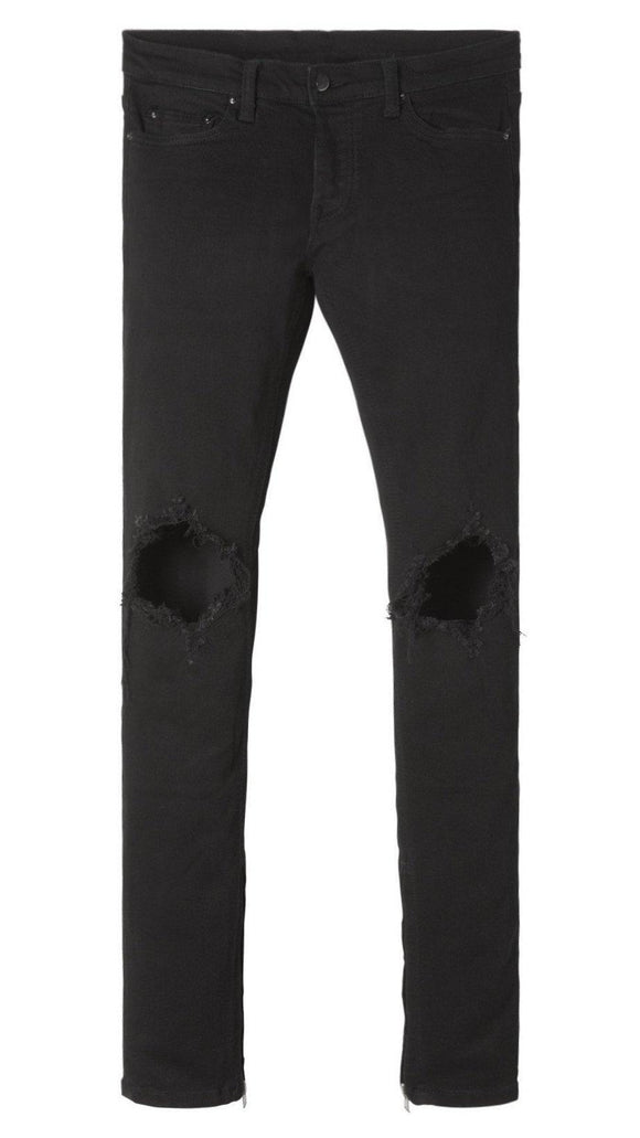 M1 Stretch Denim - Black - c6d9.co [#product_title]