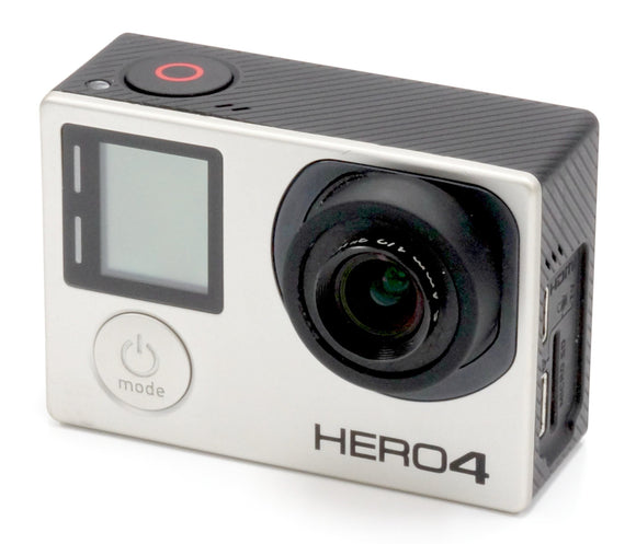 PeauPro60 <br/>5.4mm (30mm) f/2.5<br/>GoPro Hero 4 Black - c6d9.co [#product_title]