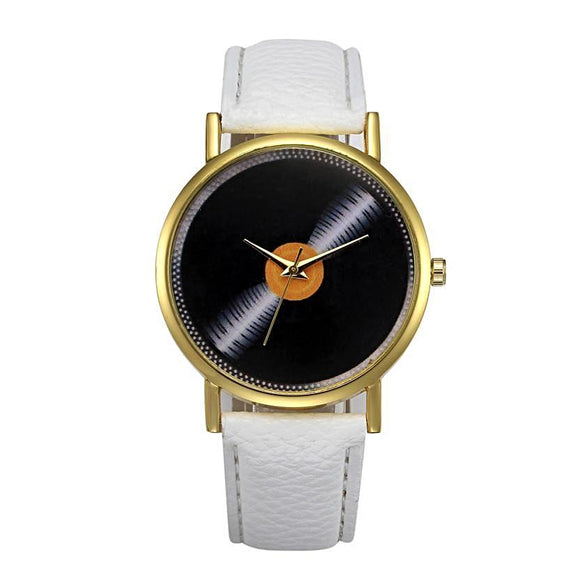 New Designer Women's Faux Leather Analog Quartz Wrist Watch - c6d9.co [#product_title]