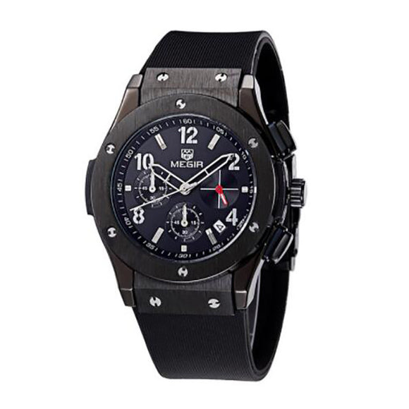 Men Watch Quartz Sport Watch Casual Chronograph Watches - c6d9.co [#product_title]