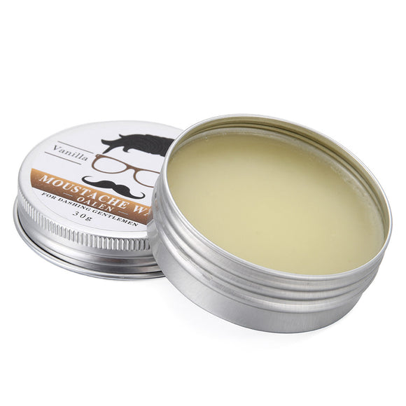 Moustache Balm for Gentlemen - 30g Men Beard Oil - c6d9.co [#product_title]