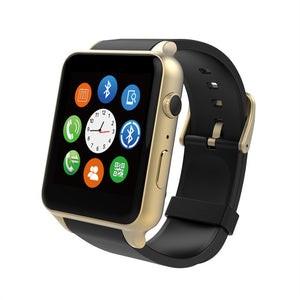 Bluetooth Smart Watch Phone with Camera GSM Anti-theft for iPhone and Android available - c6d9.co [#product_title]